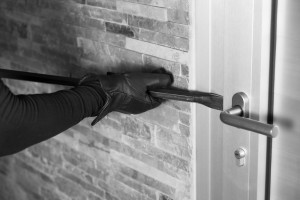Anti-inbraakstrip tegen inbraak