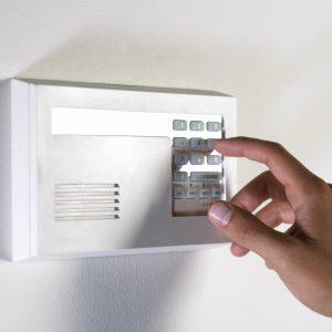 Inbraakbeveiliging-alarmsysteem